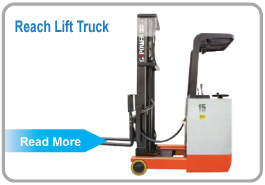 Reach lift truck europa redditch